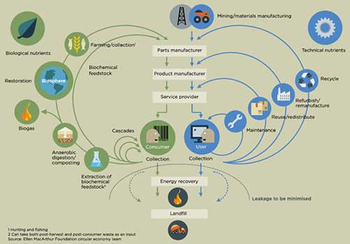 Circular Economy (CE) business models