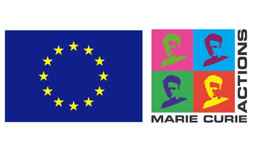 EU and Marie Curie Actions logos