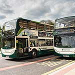 Buses in Greater Manchester.